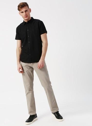 Lee&Wrangler Wrangler Gömlek Siyah